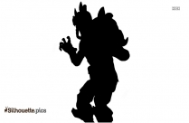 Fortnite Characters Silhouette Drawing