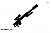 Gun Clip Art Outline Image