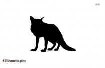 Fox Silhouette Picture