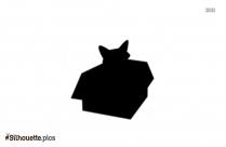 Fox Box Silhouette