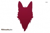 Cute Fox Silhouette,Fox Doodle Clip Art