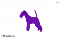 Jack Russells Dog Breed Image Silhouette
