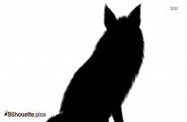 Fox Zorro Silhouette Vector And Graphics