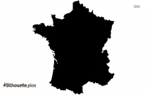 France Silhouette Pic