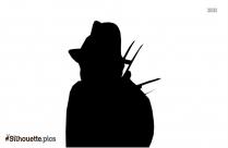 Kraglin Character Silhouette Image