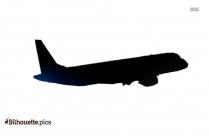 Aeroplane Silhouette Icon