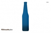 Organic Apple Cider Vinegar Silhouette