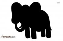 Wild Animal Silhouette Art