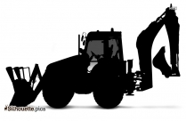 Free Basic Construction Equipment Silhouette