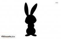 Bunny Rabbit Picture Silhouette