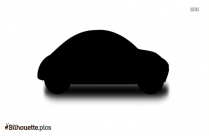 Free Cartoon Car Silhouette Vector