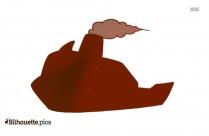 Free Cartoon Ferry Silhouette Pic
