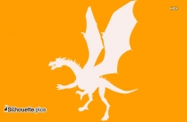 Dragon Logo Silhouette For Download