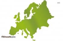 Free Europe Silhouette