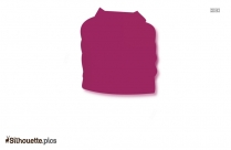 Free Folded Clothes Silhouette