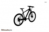 Free Bicycle Clipart Silhouette