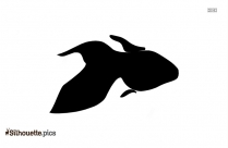 Cartoon Shark Jumping Clipart Silhouette