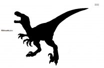 Free Jurassic World Silhouette
