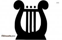Trombone Wind Instrument Silhouette Art