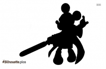 Mickey Mouse Wallpaper Silhouette Vector And Graphics