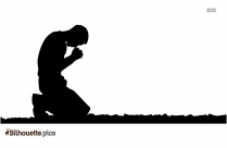 Free Person Praying Cliparts Download