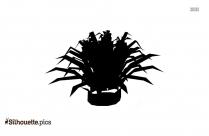 Pineapple Clip Art Free Image Silhouette