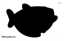 Small Shark Silhouette