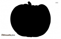 Pumpkin Silhouette Picture