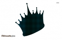 King And Queen Crown Silhouette Picture