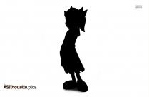 Free Ram Comic Silhouette