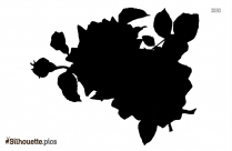 Free Rose Design Silhouette
