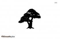 Free Safari Tree Silhouette