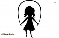 Cute Ballerina Clip Art Silhouette