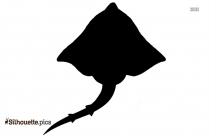 Channel Catfish Silhouette