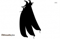String Beans Silhouette Image And Vector