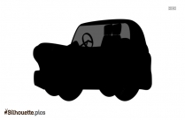 Free Toy Car Silhouette Picture