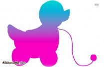 Cartoon Toys Silhouette Clipart