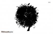 Free Tree Art Silhouette Download
