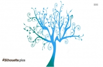 Free Tree Art Silhouette