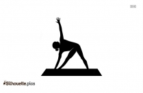Yoga Illustrations Silhouette