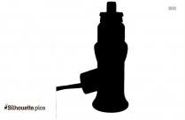 Free Unique Cigarette Lighter Silhouette
