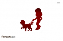 Free Walk The Dog Clipart Download Free