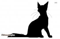 Warrior Cat Silhouette Clip Art