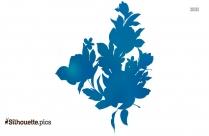 Iris Plant Silhouette Clip Art