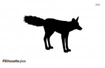 Free Wolf Black Silhouette