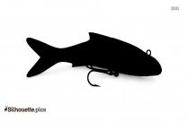 Steelhead Fish Silhouette Vector And Graphics