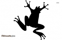 Frog And Toad Animal Silhouette