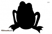 Frog Drawing Clip Art Silhouette