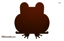Frog Animal Clipart Silhouette