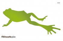 Toad Frog Silhouette Background